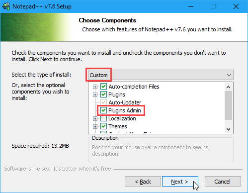 How to Install the Notepad++ Plugin Manager and Manage Plugins