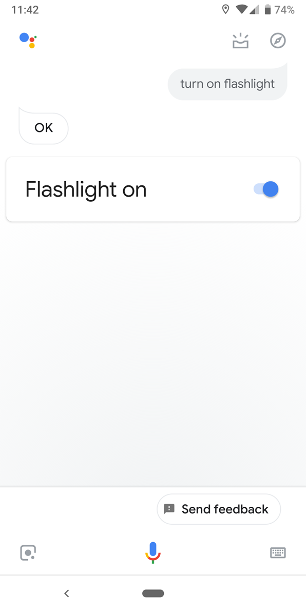 How to Turn On and Off Your Phone's Flashlight