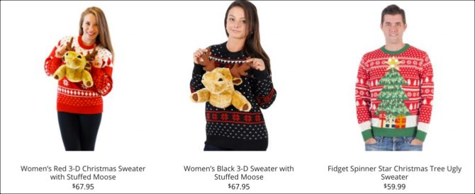 Kohl Ugly Christmas Sweaters.The 7 Best Online Shops For Ugly Christmas Sweaters