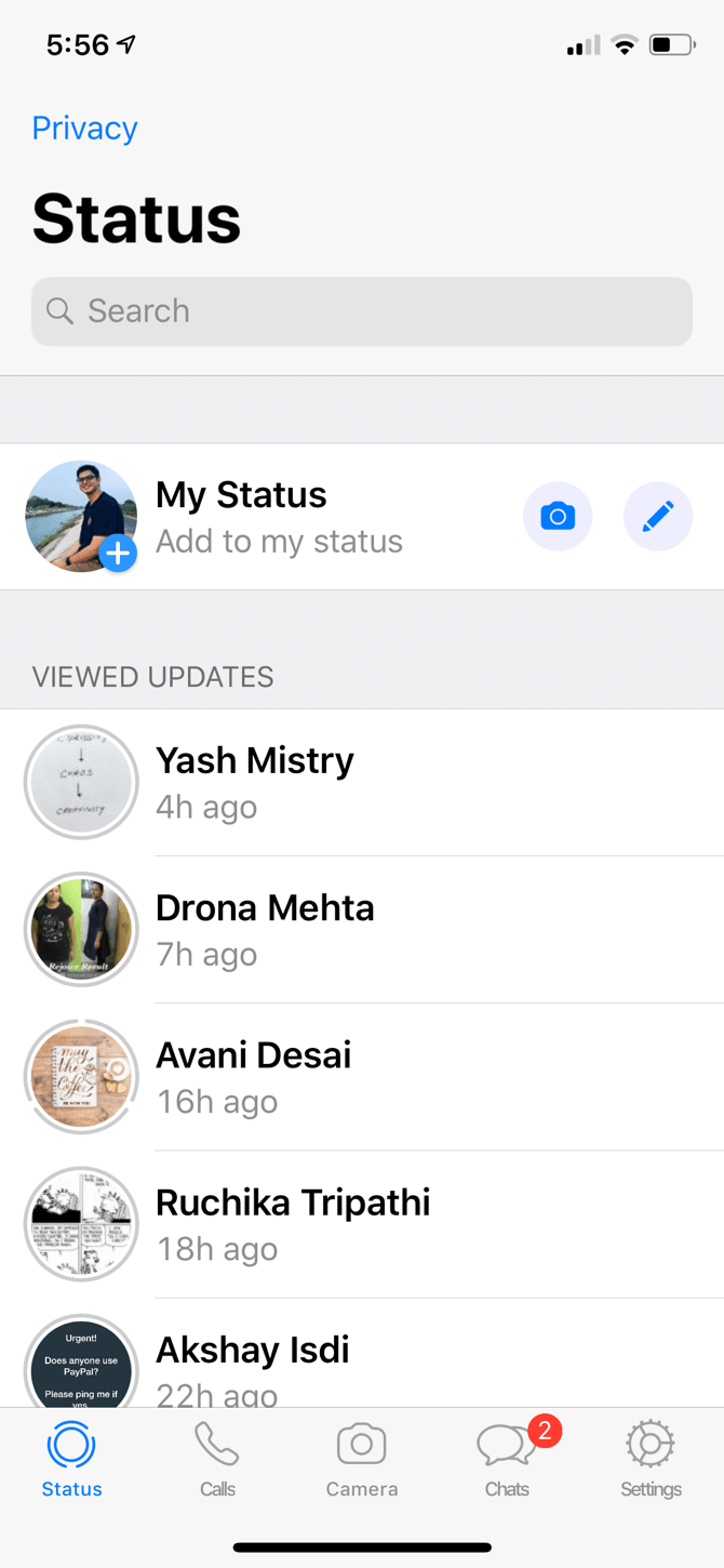 How to Use WhatsApp Status: 10 Things You Need to Know