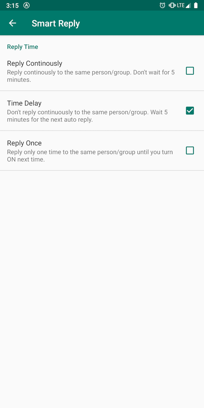 5 Android Apps to Set Up Automatic Replies for Everything