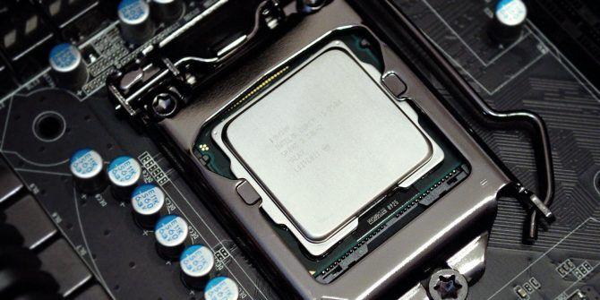 Processor - cover