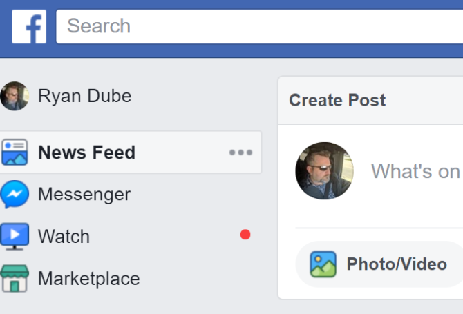 facebook navigation icons are examples of other symbols