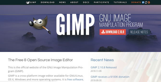 An Introduction to GIMP Photo Editing: 9 Things You Need to Know