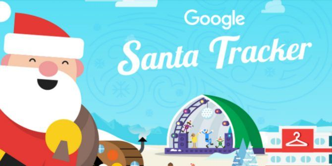 Google's Santa Tracker Is Back for 2018