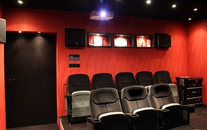 How to Build a Home Theater on the Cheap