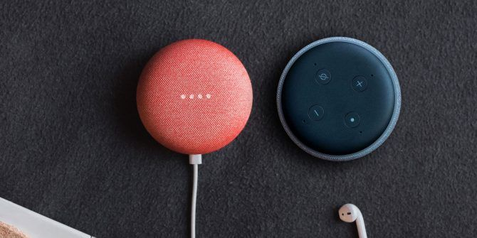 Google Home Mini vs. Amazon Echo Dot: The Best Small Smart Speaker