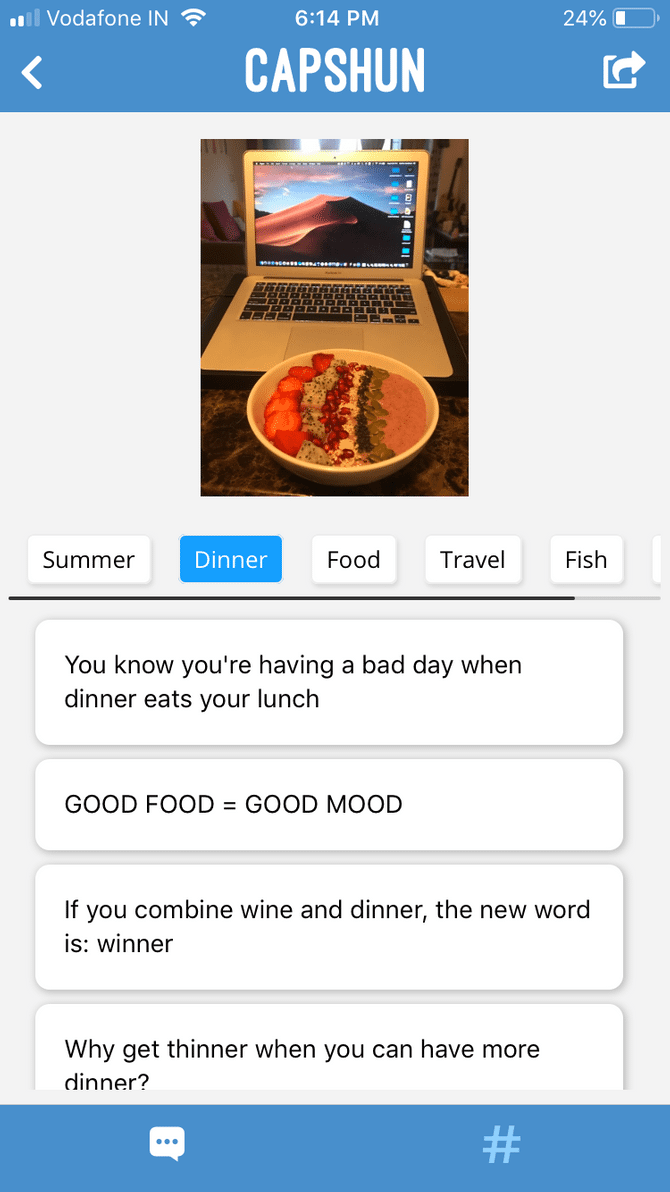 The Best Instagram Caption Apps for Android and iOS