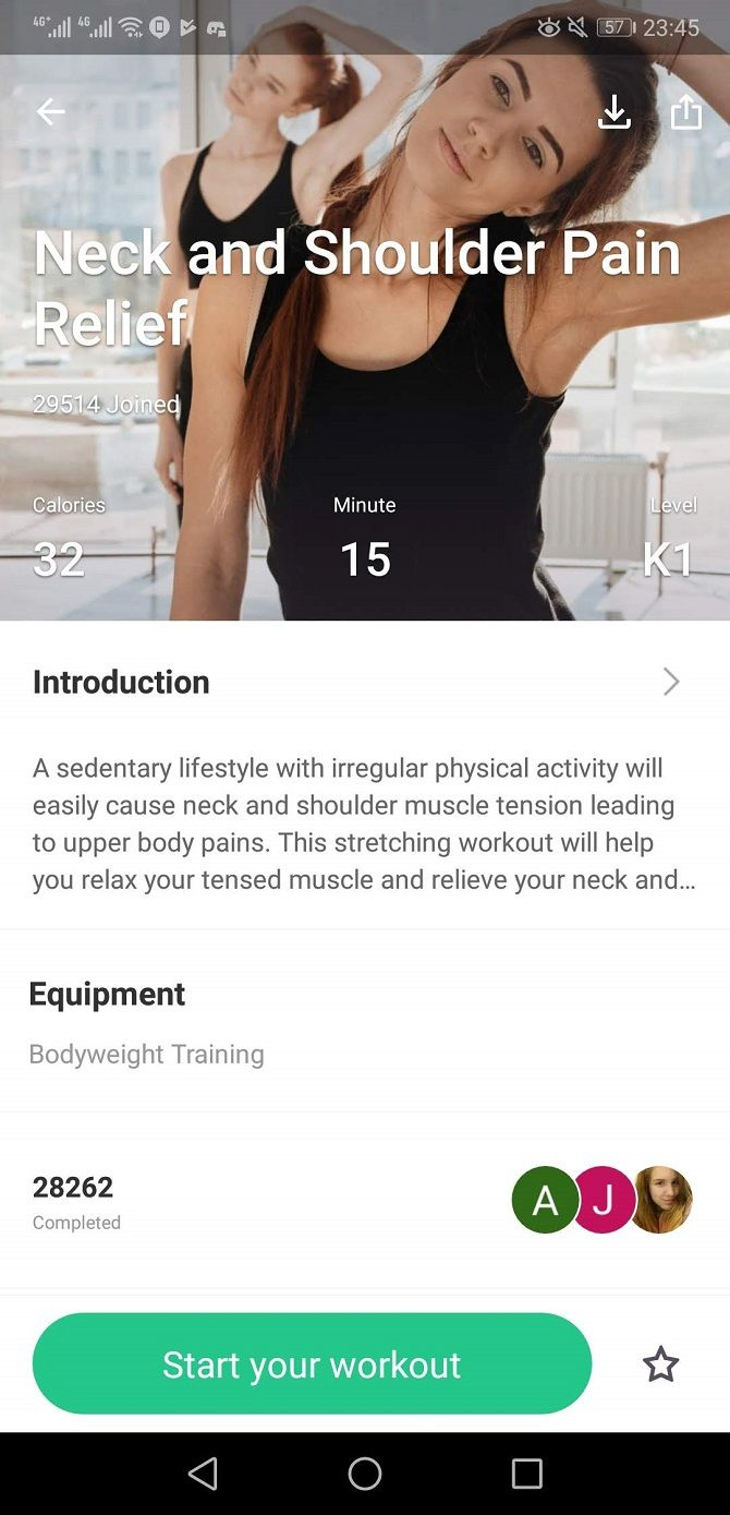 The 7 Best Body Weight Exercise Apps for Fitness Anywhere