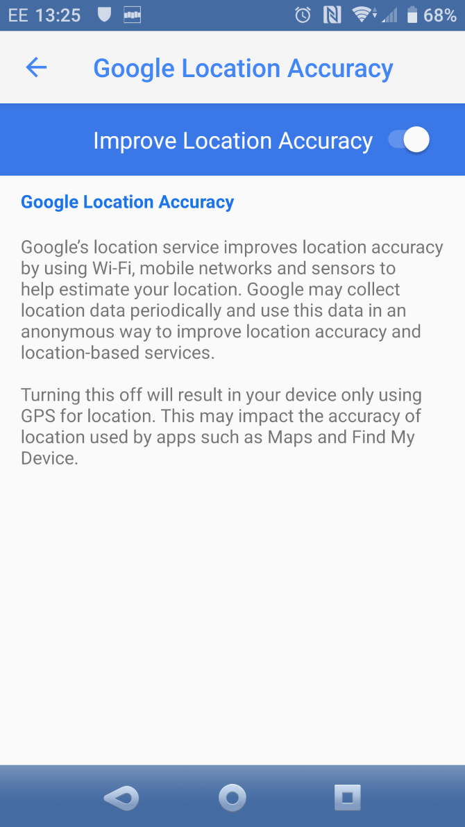Christian Cawley Smart Technology Led Circuit Calculator Http Threeneuronswordpresscom Nixiepower In Most Cases The Information Is Gathered To Help Improve Google Maps Ensure Correct Location Setting Selected By Opening Settings Lock Screen
