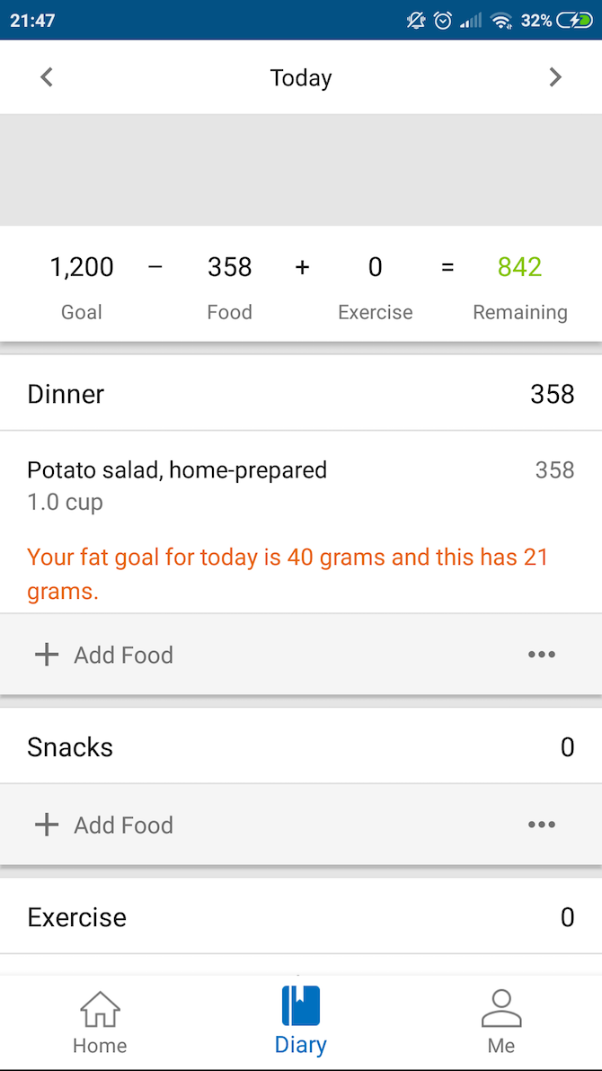 The 8 Best Iphone And Android Apps To Help You Eat Healthier Smart Photoresistor Color Sensing With Arduino George Gardner If Youve Tried Various For Losing Weight In Past Didnt Get Results Were Hoping Myfitnesspal Might Be Your Answer