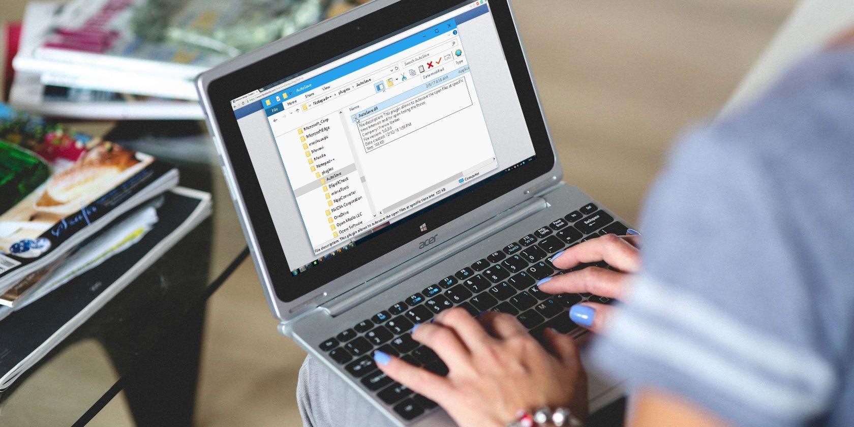 notepad-manage-plugins