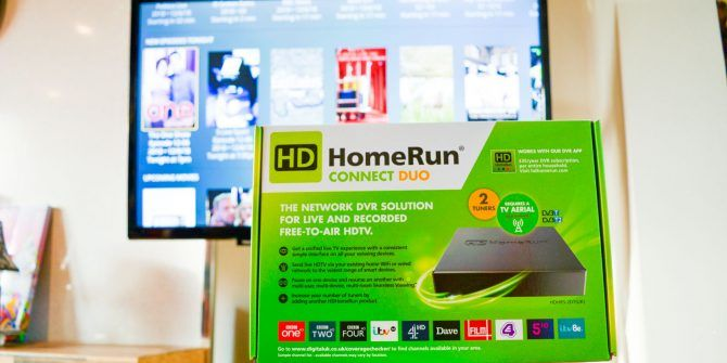 Cord Cutters! Stream and Record Live TV with Plex and the HD HomeRun Duo