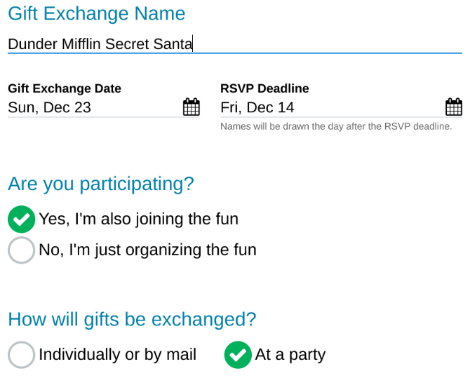 5 Secret Santa Apps And Ideas For Great Gift Exchanges