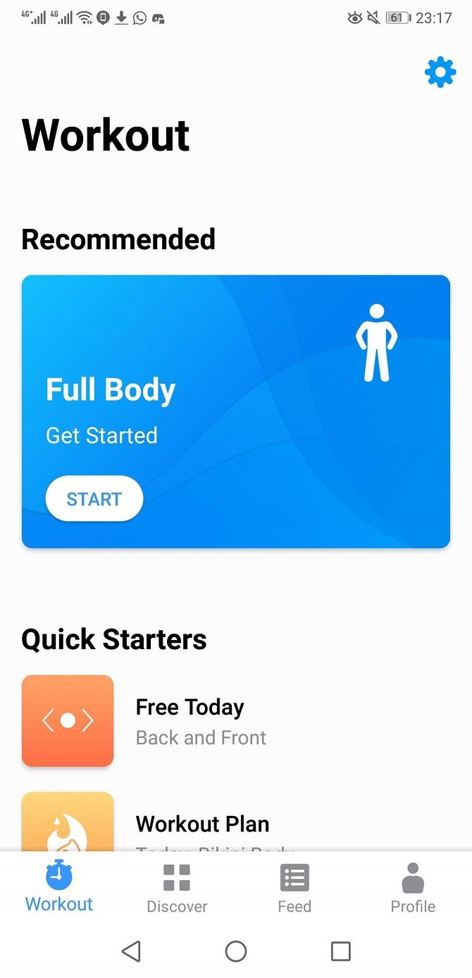 The 7 Best Body Weight Exercise Apps For Fitness Anywhere Smart Basic Electric Guitar Circuits Workbenchfuncom App Offers Seven Minute Workouts That Dont Require Any Equipment Making It Easy To Dedicate Time