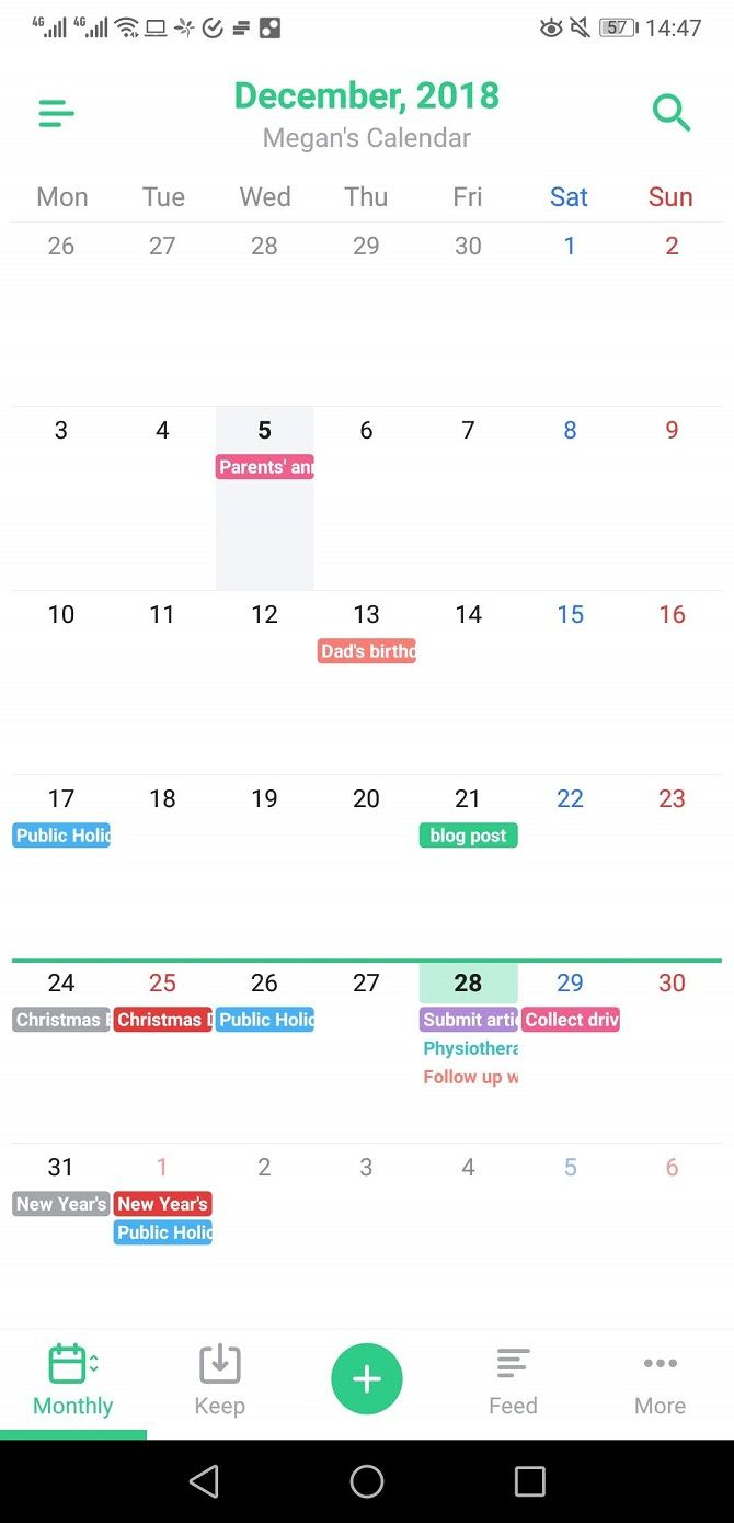 The 9 Best Google Calendar Alternatives For Time Management