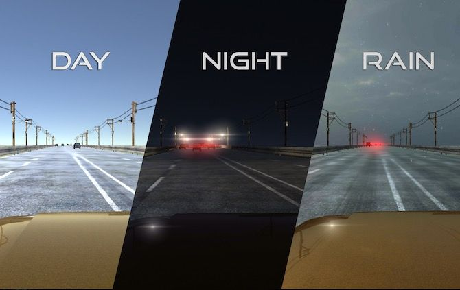 VR Racer Highway Traffic 360