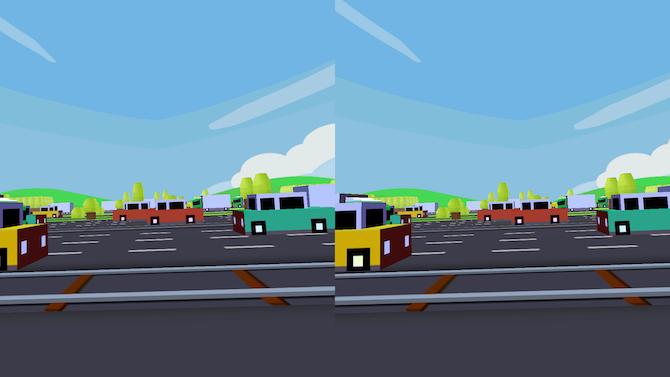 VR Street Jump