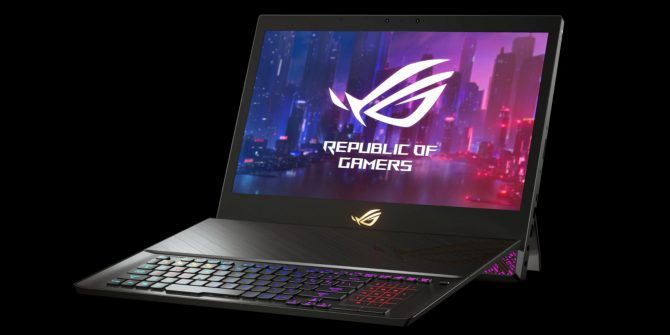 ASUS Announces New 17.3-Inch Gaming 2-In-1 Laptop