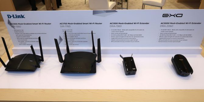 D-Link Introduces the 5G NR Router and Exo Mesh Wi-Fi Routers