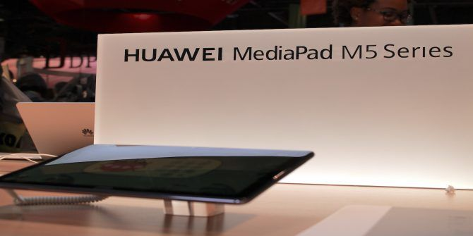 Huawei's MediaPad M5 Lite Kiddie Tablet Might Be a Bust
