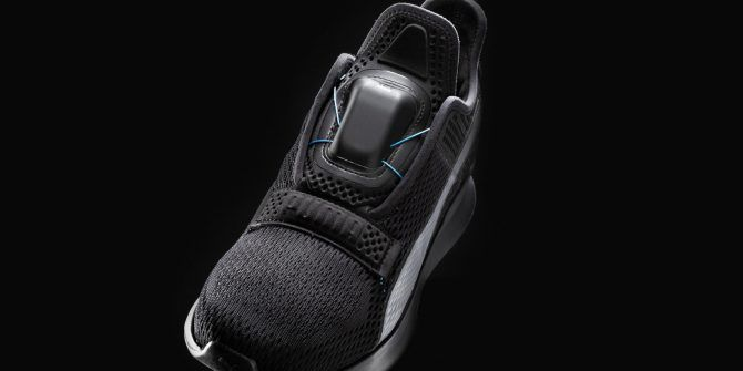 The Future Is Now: Puma Reveals Self-Lacing Sneakers Known as Fi