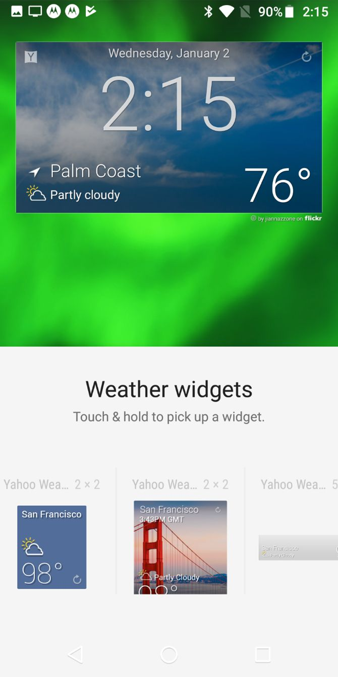 The 7 Best Weather Widgets for Android