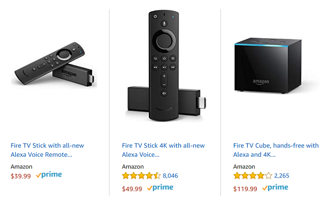 Android TV vs  Amazon Fire TV: Which Is Best?