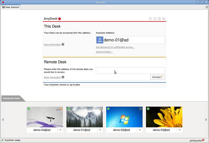 anydesk app