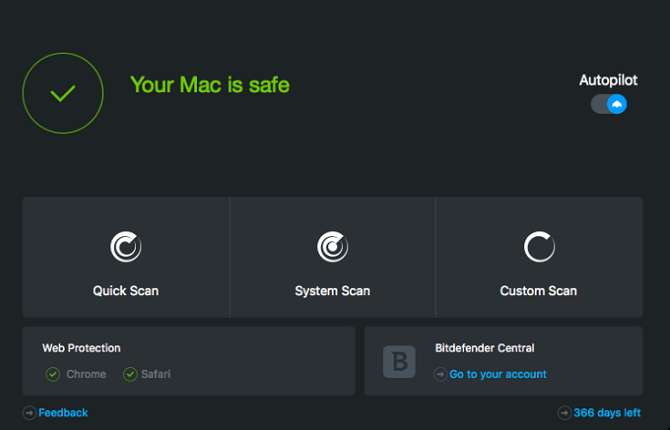 bitdefender anti virus mac