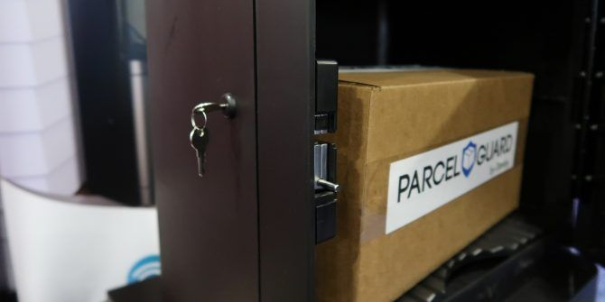 Parcel Guard Protects Your Packages From Thieves and Weather