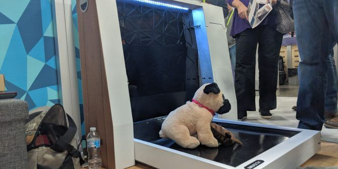 Dog Lovers Rejoice: Fido Will Soon Have His Own Odor-Free Indoor Bathroom