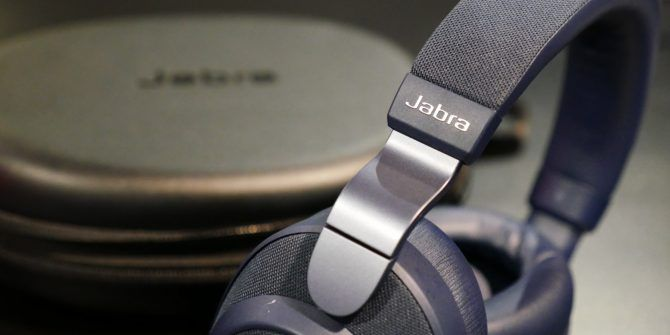 Jabra Elite 85h: The Best Noise-Canceling Headphones at CES 2019