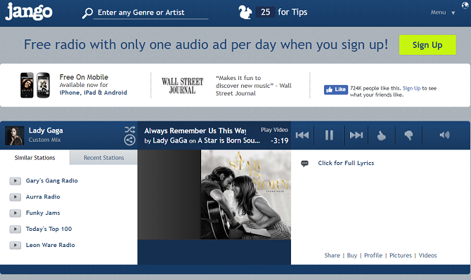 How to Listen to Free Music Online without Downloading