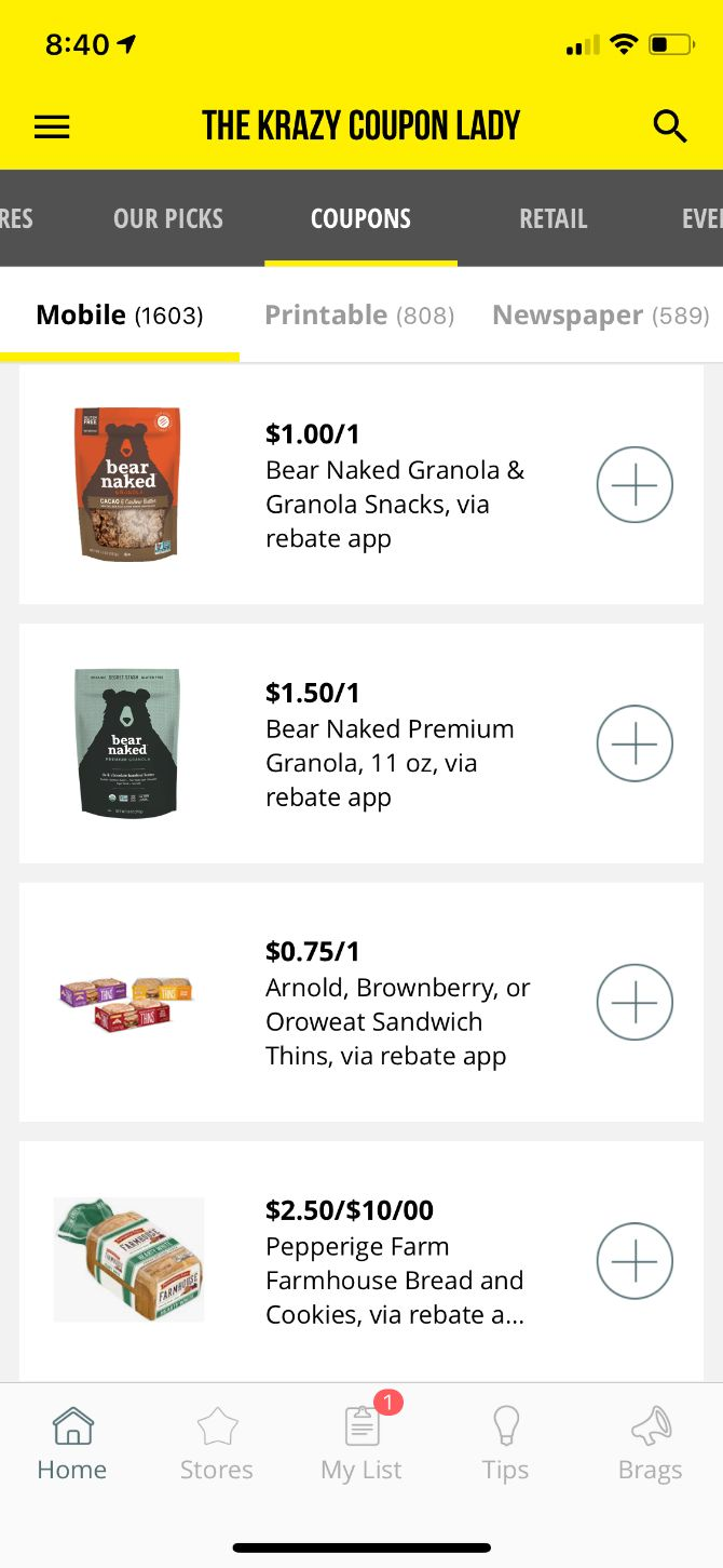 The 7 Best Coupon Apps For Groceries Makeuseof
