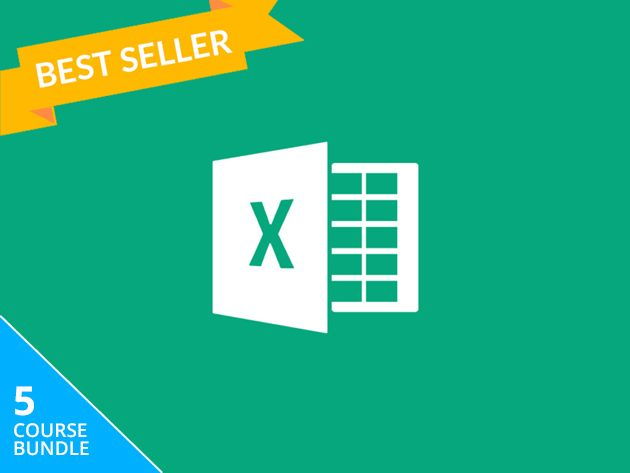 Be an Expert Number Cruncher With This Best Selling Excel Bootcamp