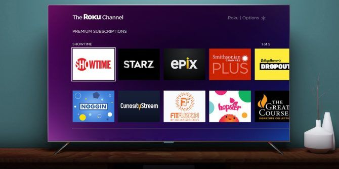 The Roku Channel Adds Premium Subscriptions