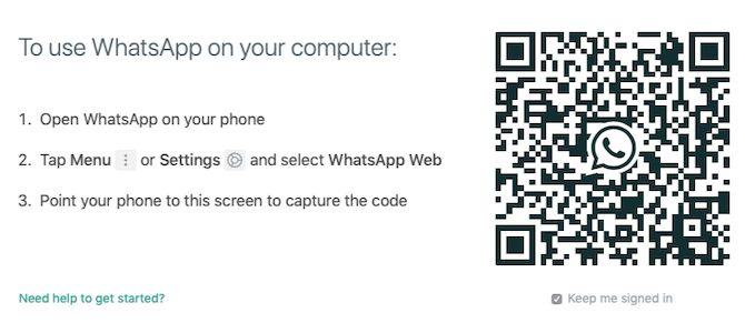 2019 Whatsapp Web