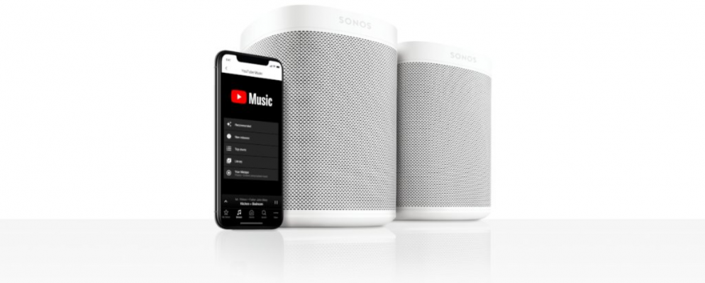 Sonos Youtube Music
