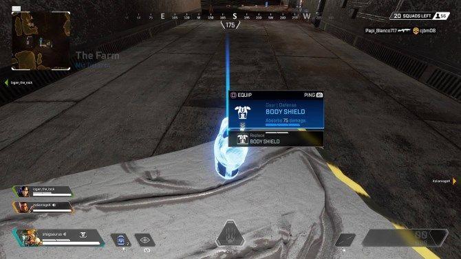 Apex Blue Armor