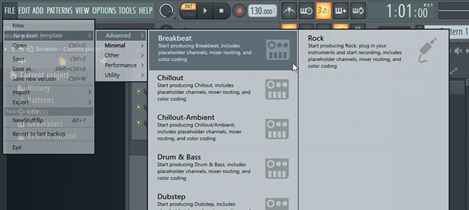 FL Studio Templates