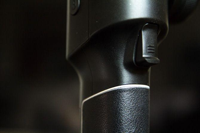 Moza Air 2 Gimbal Trigger Button