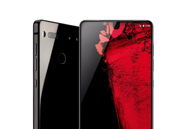Essential Phone First Notch