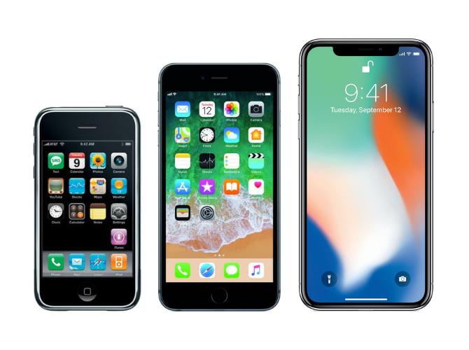 iPhone Original iPhone XS