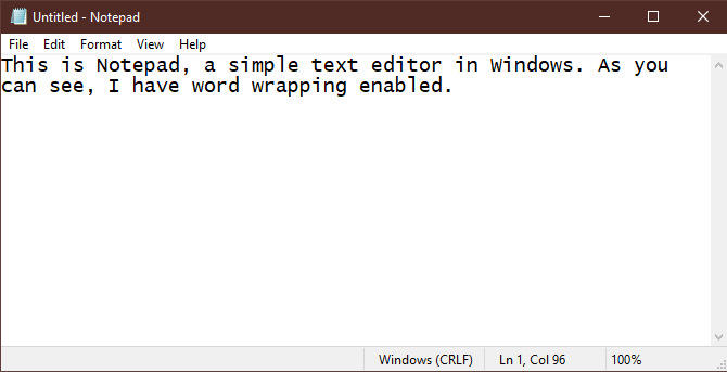 Notepad vs  WordPad: What's the Difference Between Text Editors?