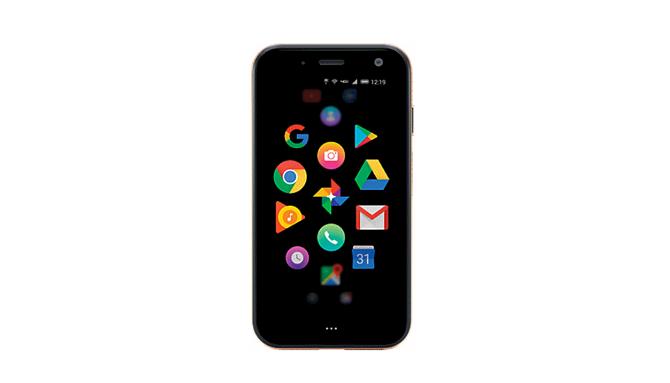 palm phone verizon front