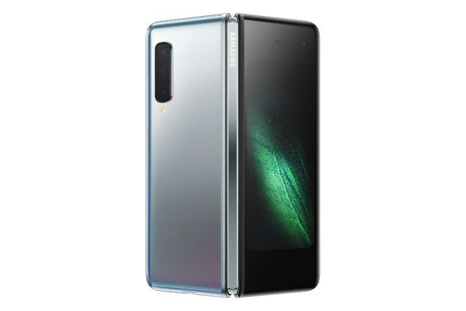 Samsung Unveils Foldable Phone with Shocking Price Tag Samsung Galaxy Fold 1