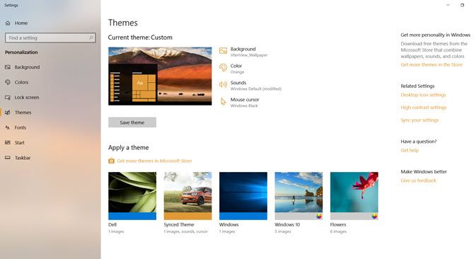 The Best Windows 10 Dark Themes for Your Eyes