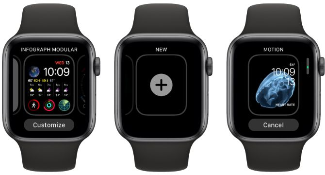 Apple Watch add new faces