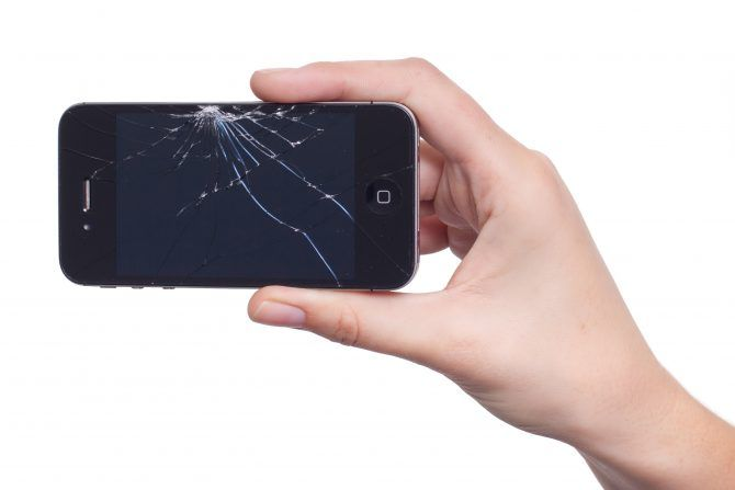 Cracked Obsolete iPhone